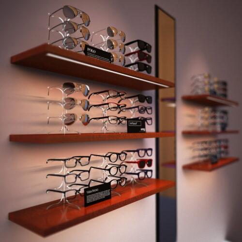 Eyewear Displays and Furniture